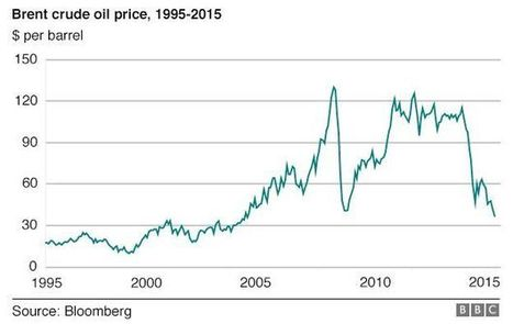 Oil prices will reach $70 a barrel by 2020, says OPEC | EconMatters | Scoop.it