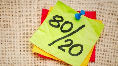 9 Powerful Ways to Use the Pareto Principle in Marketing | Competitive Edge | Scoop.it