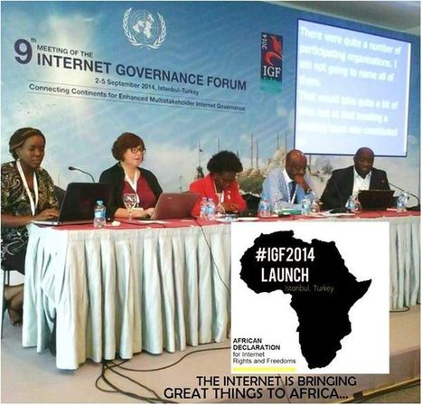 The African Declaration on Internet Rights & Freedoms | Officially Launched #IGF2014 | #IGF2014 Reflections | Scoop.it