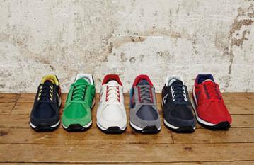 le coq sportif revisite sa Retro Running Eclat | Sneakers | Scoop.it