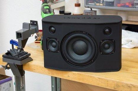 peachtree audio deepblue 2 enceinte. Black Bedroom Furniture Sets. Home Design Ideas
