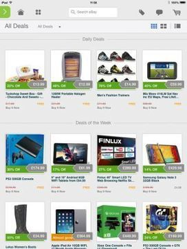 50 best iPad apps 2014: free and paid for | Tablets News | TechRadar | iPads and Higher Education | Scoop.it