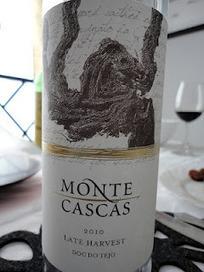 Adega dos Leigos: MONTE CASCAS COLHEITA TARDIA 2010 | Wine Lovers | Scoop.it