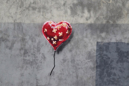 On a retrouvé le coeur brisé de Banksy ... à Miami | Rap , RNB , culture urbaine et buzz | Scoop.it