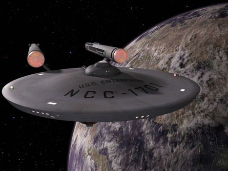 "NASA's ""Faster Than Warp Drive"" Project Keeps Star Trek Dreams Alive 