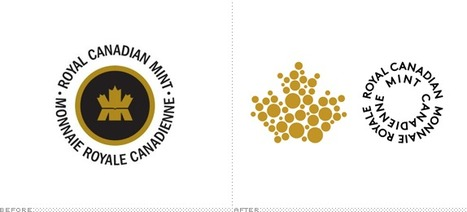 New logo for Royal Canadian Mint | Corporate Identity | Scoop.it