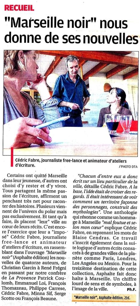 La Provence - 5 mai 2014 | Asphalte - la revue de presse | Scoop.it
