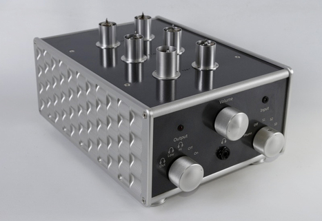 Astonishing hi-fi components, designed and built in Oregon - CNET (blog) | Audiophile | Scoop.it