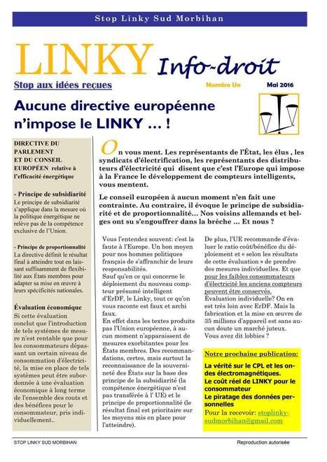 Stop Linky | Pollutions électromagnétiques | Scoop.it