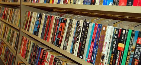 'Marktplaats kan bieb deels vervangen' | trends in bibliotheken | Scoop.it