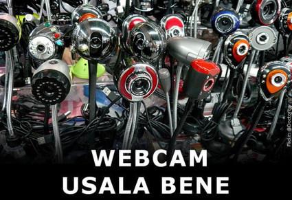 Webcam: 5 consigli per usarla meglio! | Webinar, WebConference, WebMeeting, WebTraining, Telesummit, Riunioni online, TeleSeminar and... | Scoop.it