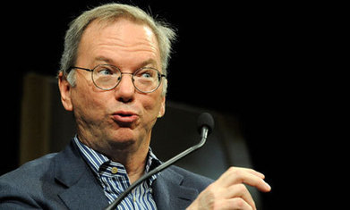 Google's Eric Schmidt says government spying is 'the nature of our society' | Surveillance Studies | Scoop.it