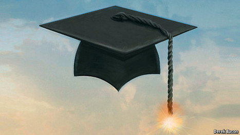 Higher education: Creative destruction | Distance and Virtual Learning | Scoop.it