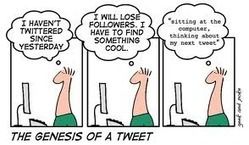 How often should you tweet? | Slimmer werken en leven - tips | Scoop.it