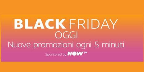 Offerte del Black Friday: Un fine settimana da Leoni | Recensioni e Opinioni Sui Tablet - Compraretech | Scoop.it