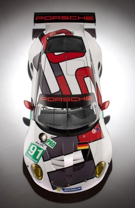 2013 Porsche 911 RSR | Car models | Scoop.it