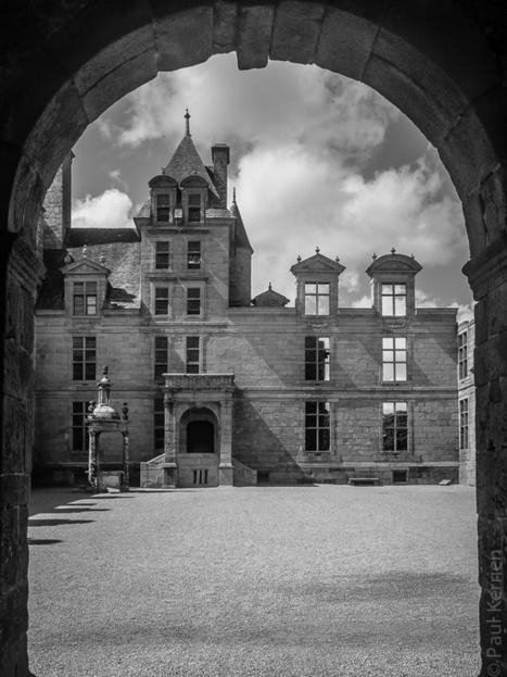 photo en Finistère, Bretagne et...: château de Kerjean à Saint-Vougay (8 photos) | Revue de Web par ClC | Scoop.it