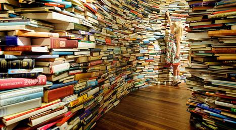 Pozos donde beber lecturas nutritivas | Lectura Bibliotecas LIJ | Scoop.it