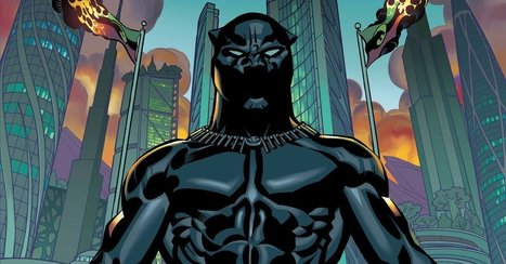 Ta-Nehisi Coates to Write Black Panther Comic for Marvel | Think Tank | Scoop.it