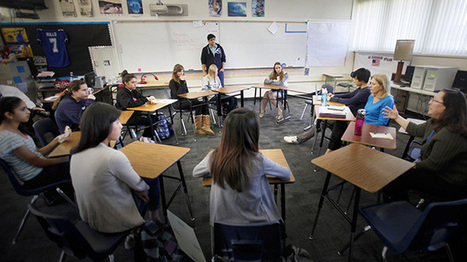 Teen health: Depression, anxiety and social phobias rising in kids, educators say - San Jose Mercury News | Depression, Bullying, Self Harm. | Scoop.it