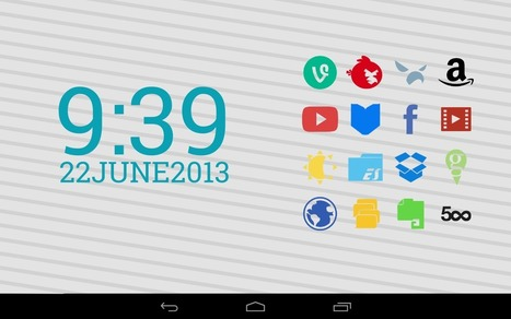 Stamped Icons v1.2.0 | ApkLife-Android Apps Games Themes | New apk | Scoop.it