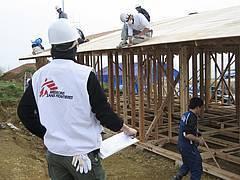 Japon - MSF continue ses activités d'aide psychologique aux populations | Japan Tsunami | Scoop.it
