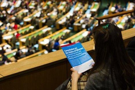 Egalité de genre dans l'Agenda 2030 : un accord des Nations Unies décevant | EuroMed égalité hommes-femmes | Scoop.it