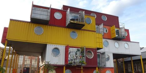 45 Shipping Container Homes You Have to See | Office Trends | Scoop.it