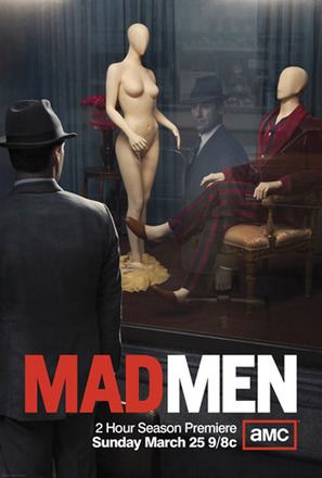 Mad Men Season 5 Poster Revealed - Mad Men - AMC | Mad Men | Scoop.it