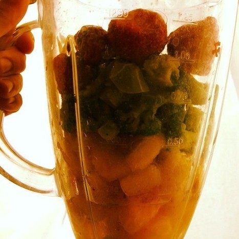 Green Smoothies and Juices for Beginners!   Alive Juices   Scoop.it