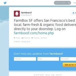 Produce Delivery San Francisco | farmboxsf | Scoop.it