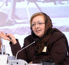 Najiba Ayubi, une femme libre au gouvernement afghan | Femmes & Citoyennes | Scoop.it