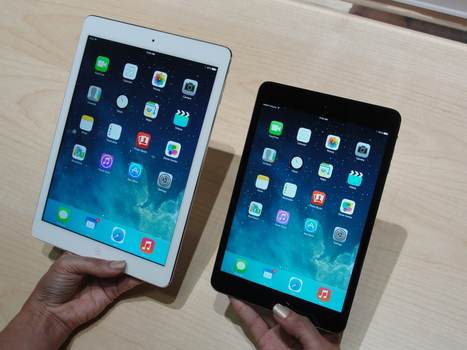 You can now trade in your old iPad at Apple stores in the UK, France, Germany and Spain | Technological Sparks | Scoop.it