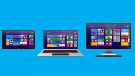 Microsoft's Windows 8 Is The Perfect OS That Nobody Wants   4D Pipeline - trends & breaking news in Visualization, Virtual Reality, Augmented Reality, 3D, Mobile, and CAD.   Scoop.it