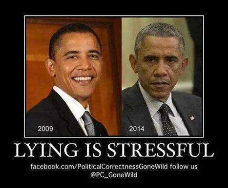 Frustrated: Video reveals 140 lies in Obama's S... | On the Political Side | Scoop.it