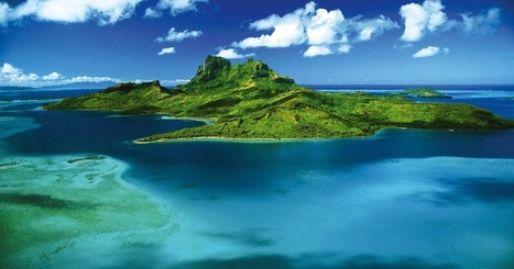 NATURES - PAYSAGES : Tahiti | Remue-méninges FLE | Scoop.it