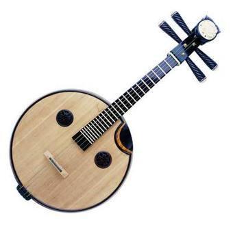 Ruan, instrumento músical de la antigua China | Antigua China | Scoop.it