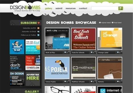 12+ Top Web Design Galleries for Inspiration | Tutorials | Scoop.it