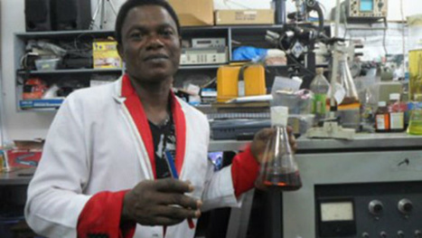 Nigerian grad student uses magnets to 'prove' gay marriage is wrong | Journalism | Scoop.it