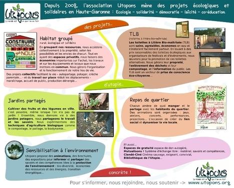 Utopons : groupons-nous... | kit éco citoyen | Scoop.it