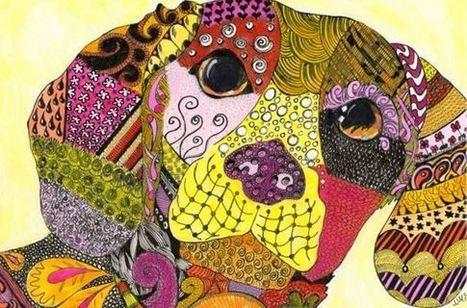 Zentangle, el dibujo que nos ayuda a meditar - La Mente es Maravillosa | Cosas que interesan...a cualquier edad. | Scoop.it