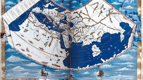 The Legacy of Greco-Roman Mapmaking | historian: people and cultures | Scoop.it