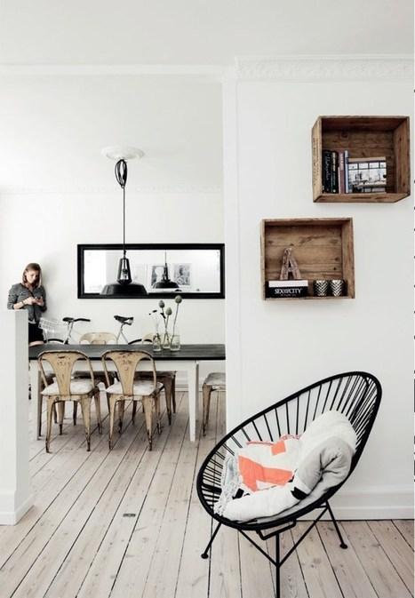 Une amoureuse de la France au Danemark | PLANETE DECO a homes world | décoration interieure | Scoop.it