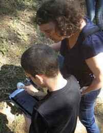 """Les élèves du collège Henri Wallon en """"Ecobalade""""... - Matice Nice   applications mobiles et tablettes   Scoop.it"""