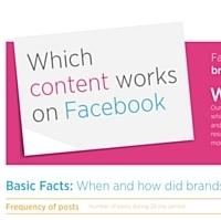 Infographie : Quels sont les contenus de marques qui fonctionnent sur Facebook ? | CommunityManagementActus | Scoop.it