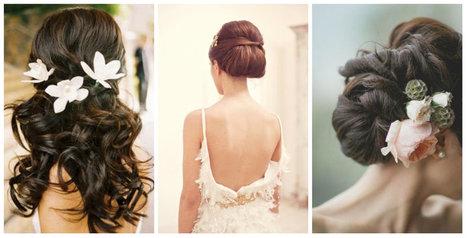 Useful Tips For Wedding Hair Styles & Makeup | Hair4Brides | Scoop.it