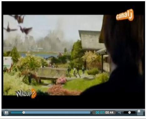 Wazup ? - Canal J   Godzilla - TV & Web Coverage   Scoop.it