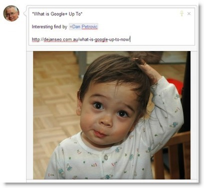 Google Plus Post Links Now NoFollow | GooglePlus Expertise | Scoop.it
