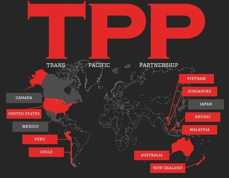 Trans-Pacific Partnership | Intellectual Property Blog | Heidi Tandy | Washington DC Criminal News | Scoop.it