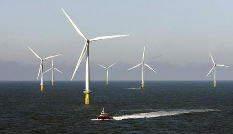 Éolien en mer : EDF EN et GDF Suez en lice | Ouest France Entreprises | Energies marines renouvelables - Pays de la Loire | Scoop.it